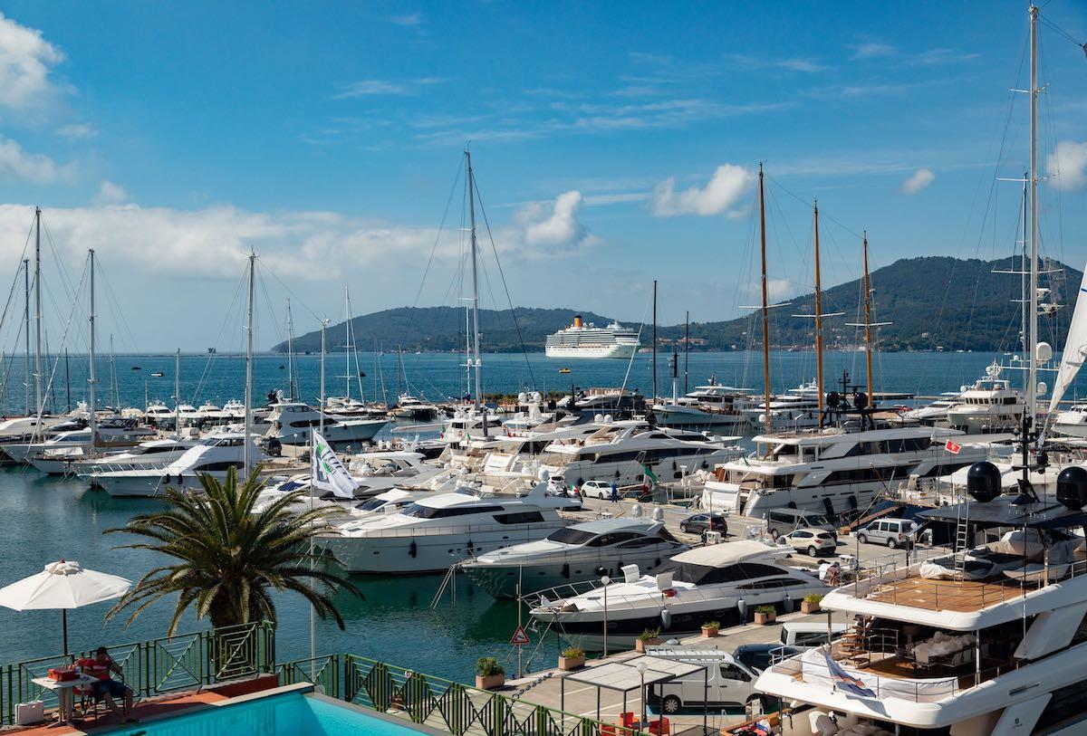 Porto Lotti territorio italiano turistico marina Italia 5 Cinque Terre La Spezia