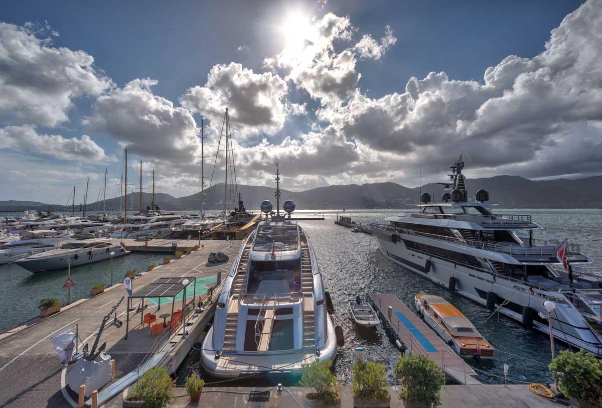 Porto Lotti - il porto di La Spezia per Superyacht