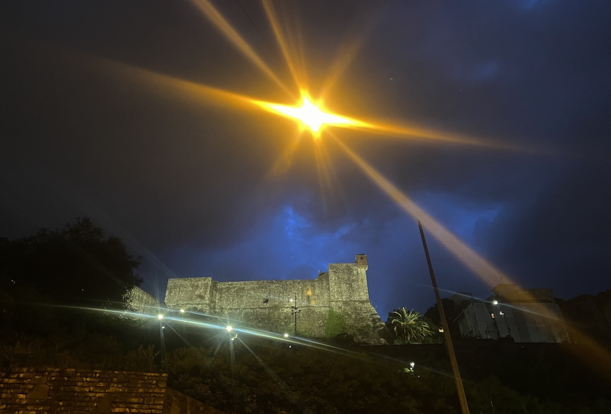 Il Castello di San Giorgio a La Spezia tra le attività turistiche da non perdere