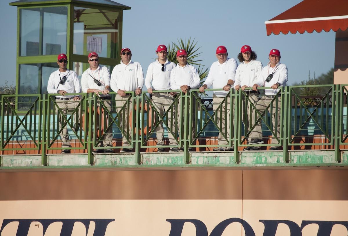Staff di Porto Lotti a la Spezia pronto ad aiutarti nelle manovre di ormeggio