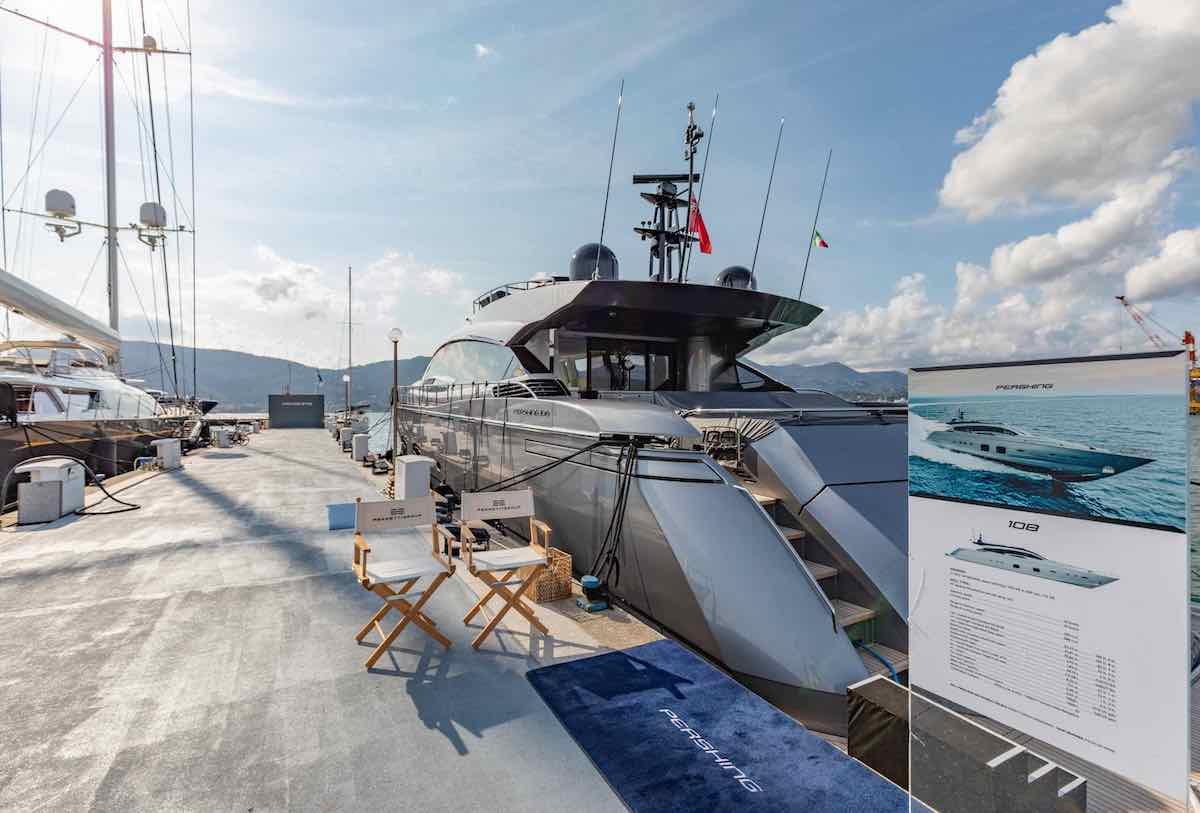 In Italia Porto Lotti è un porto marina attrezzato per i Superyachts
